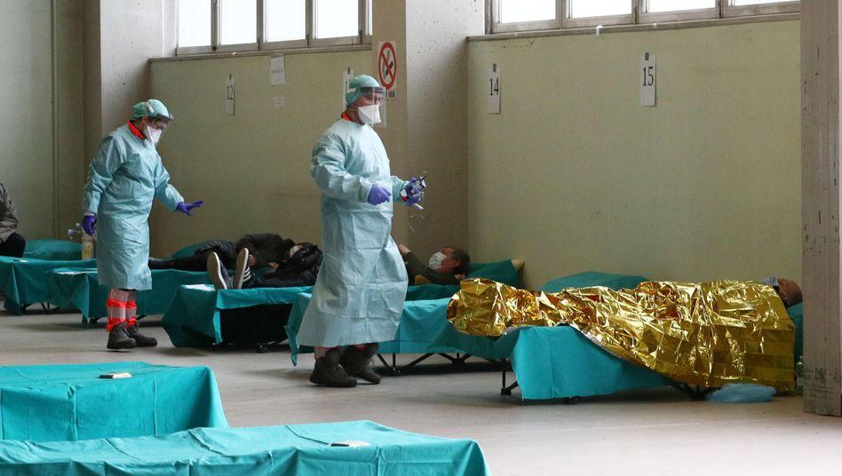 Лоши вести: Повторно се зголемува бројот на заразени од корона во Италија