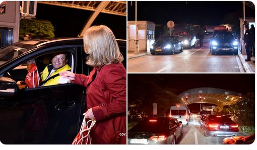 Пристинаа првите туристи во Црна Гора