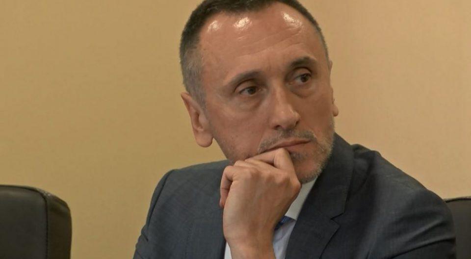 Антикopупциска ја зaпира постапката по предметот за директорот на АР, Еролд Муслиу