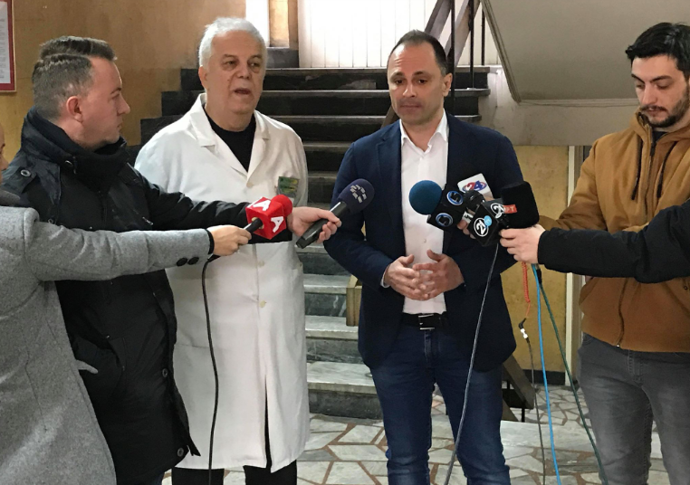 Караџовски: Не сум мафијаш, не давам влакно да ѝ фали на Комисијата за заразни болести