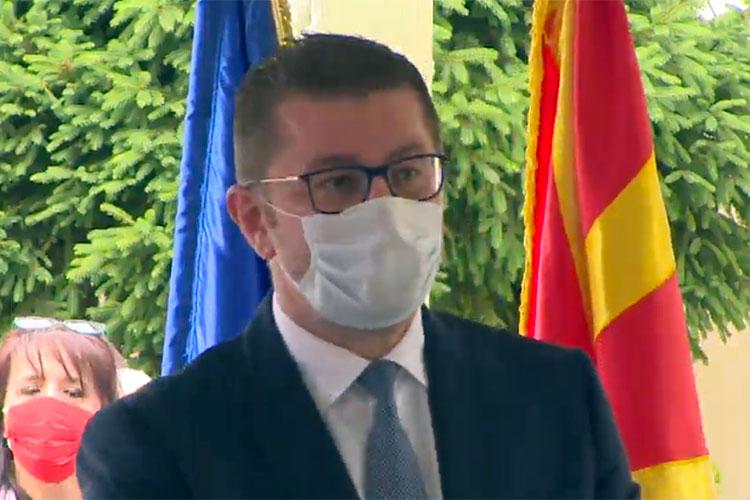 Мицкоски: Веднаш по формирањето на владата ќе пристапиме кон реализација на план во борбата против ковид кризата