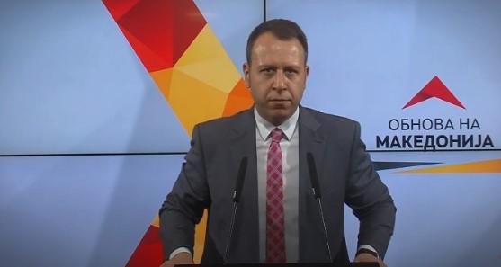 Јанушев има порака до дијаспората: Придружете ни се во борбата и заеднички да донесеме обнова на Македонија