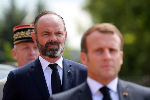 Пресврт на изборите во Франција, премиерот го порази Макрон