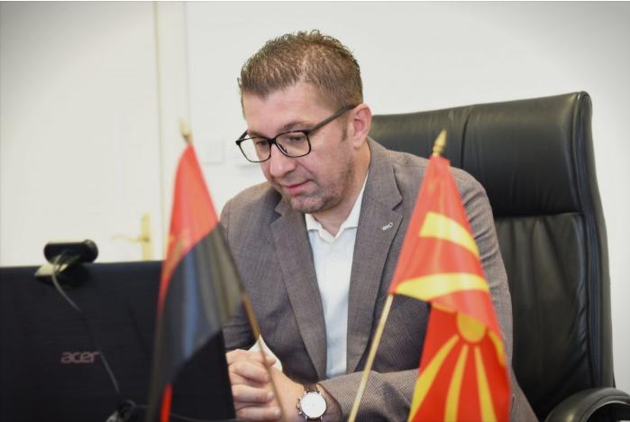 Мицкоски: СДСМ во страв и нервоза од изборен пораз, преминува кон насилство