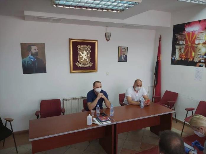 Мисајловски: По победата на 15-ти јули ВМРО-ДПМНЕ ќе ги заложи сите капацитети во здравството да го подобри јавното здравје