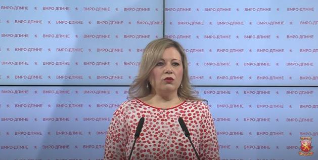 Николовска: Заев и Анѓушев добиваат државна помош во време кога граѓаните и фирмите врзуваат крај со крај
