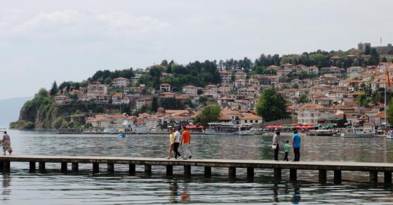 Во Охрид има околу 5.000 гости, по карантинскиот викенд градот ќе се дезинфицира