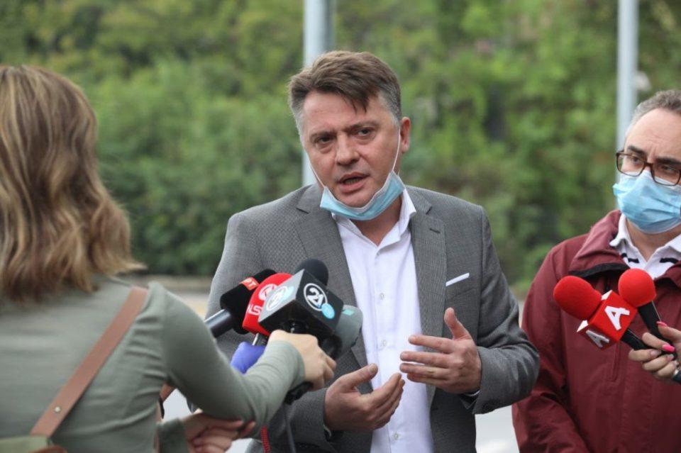 Шилегов вели дека граѓаните не реагирале критички за неговиот претстој во Маврово