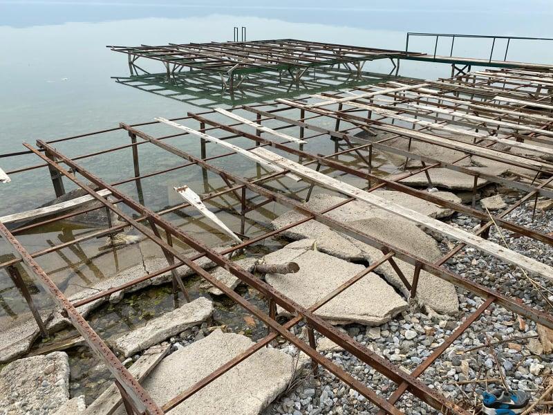 Уставен го запре уривањето на дивоградби во Охрид