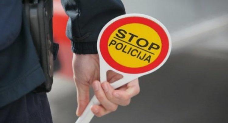 Казнети 385 возачи во Скопје, половината од нив во Кисела Вода и Сопиште