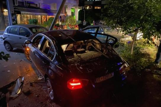Тешка сообраќајка вечерва во Капиштец