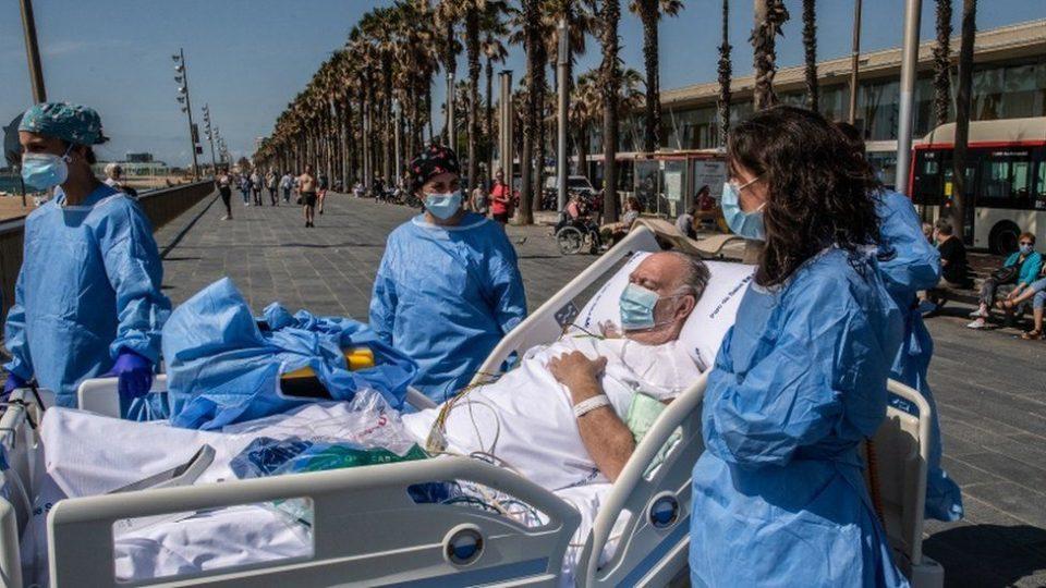 Излезе од контрола: Шпанија во канџите на ковид-19, бележи рекорден број на заразени