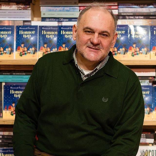 Онлајн промоција на новата книга на Томислав Османли