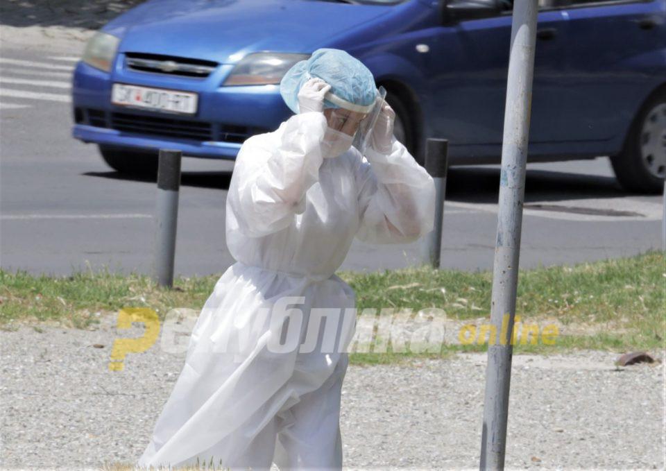 Скопјанка контра тврдењата на Владата: 5 дена молиме за тестирање на семејството