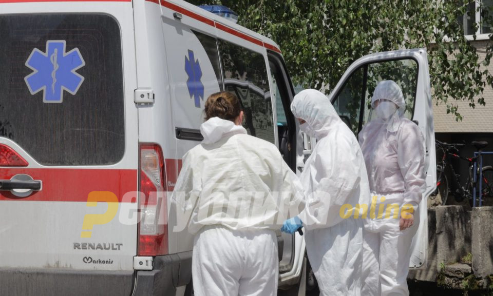 Починаа седум пациенти, меѓу нив и еден 68-годишен странец, регистирани се 234 нови случаи на ковид-19