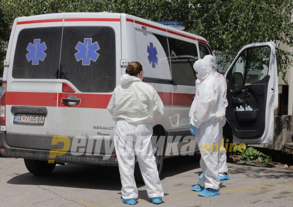26-годишен скопјанец добил срцев удар по прележан ковид 19
