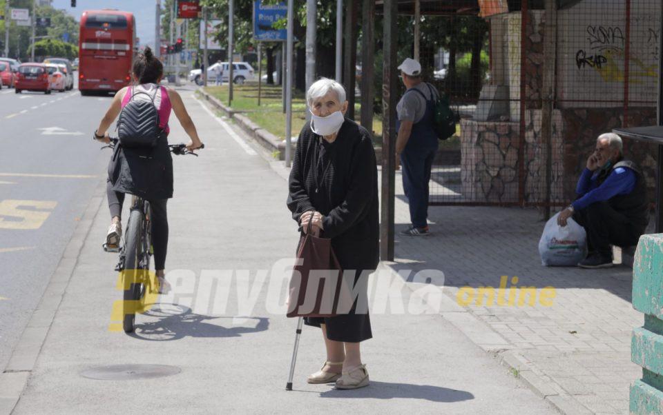 Македонија старее
