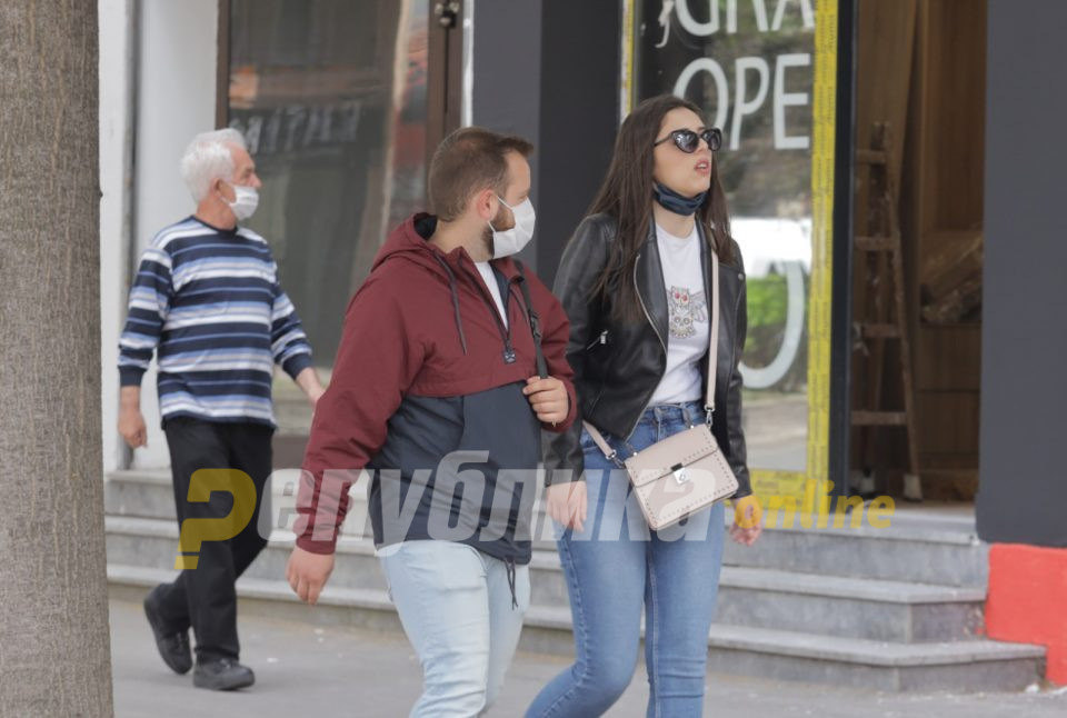 Само Кратово без активни на Ковид-19, најмногу во Скопје 684
