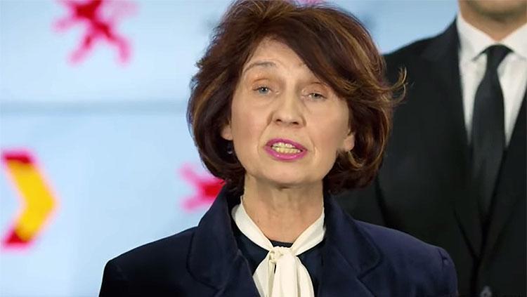Силјановска Давкова: Заев ја урниса македонската историја преку својата политика кажувам, заборавам, негирам