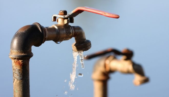 Без вода делови од Кисела Вода
