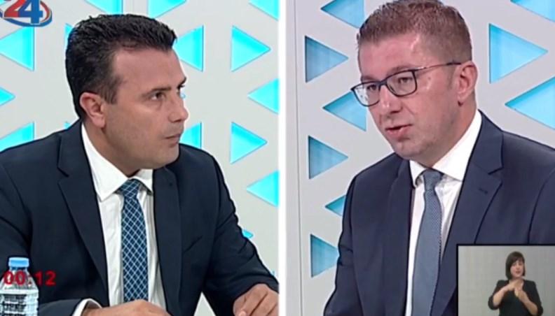Димовски: На дуелот се гледа кој ќе изгуби на изборите
