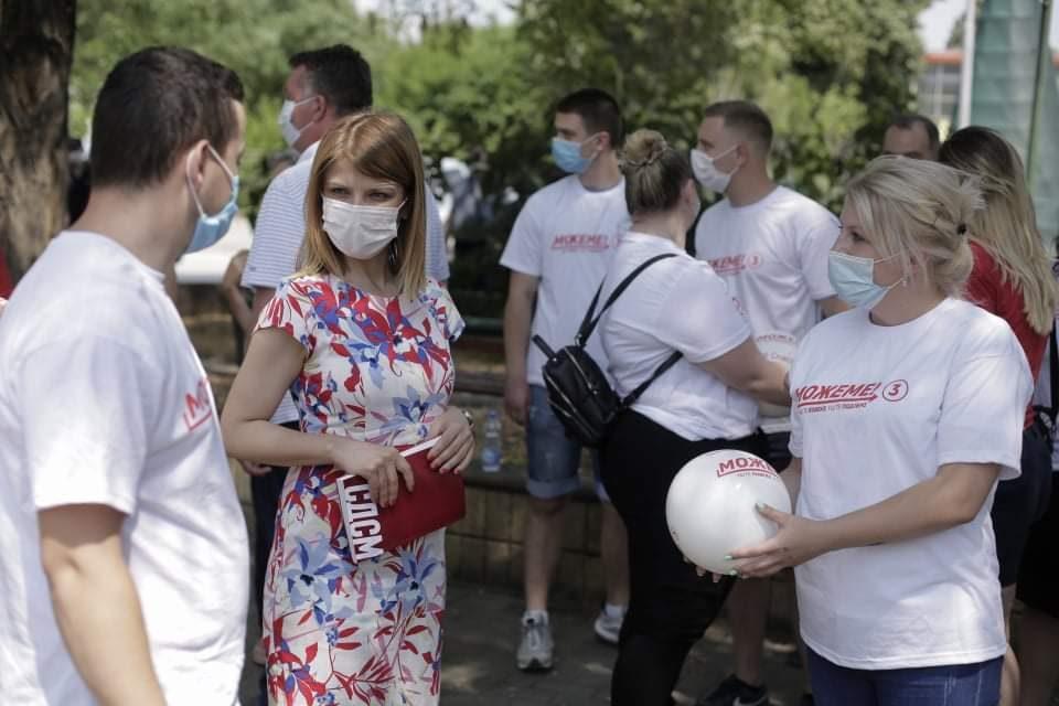 Лукаревска од Бутел: Ќе создадеме уште по поволен амбиент за младите луѓе