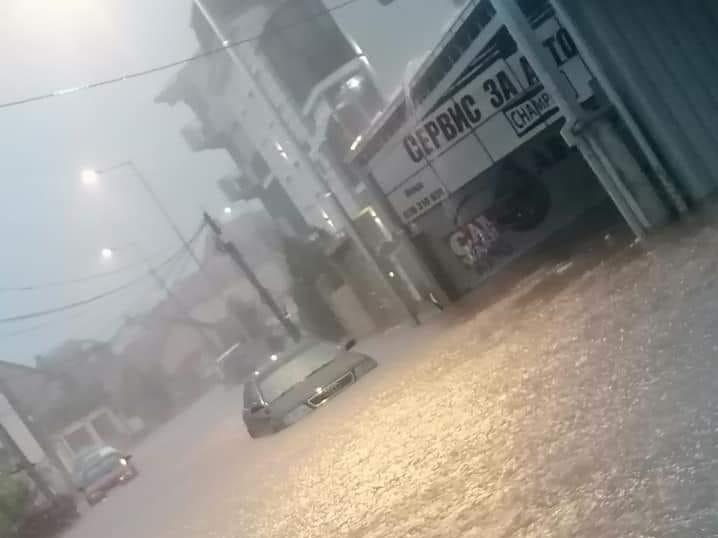 Дурловски: Битола потона од поројниот дожд, се излеаја нерешените комунални проблеми на локалната власт