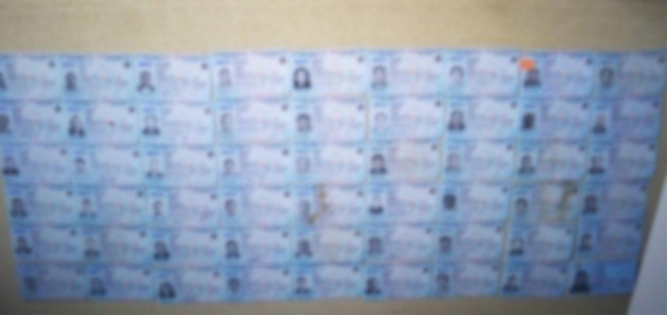 Лични карти и пасоши пронајдени кај штипјанец кој поткупувал сограѓани да гласаат за СДСМ