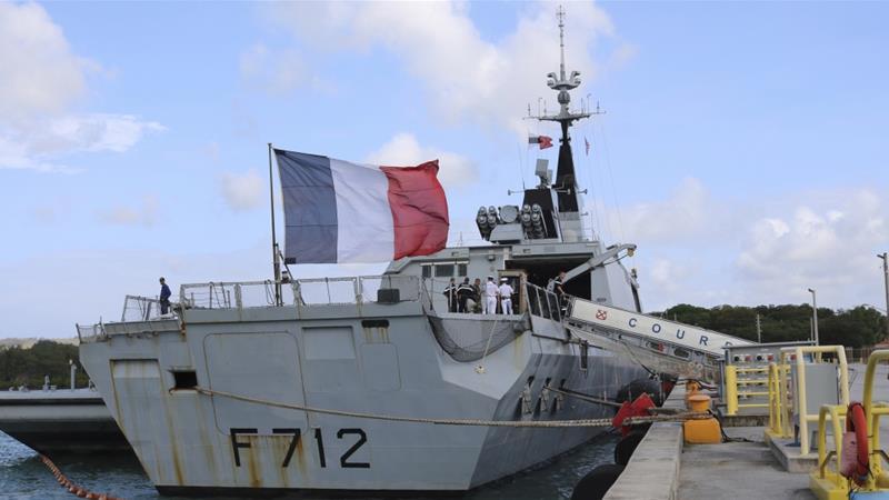 Франција се повлече од поморската мисија на НАТО во Средоземното море