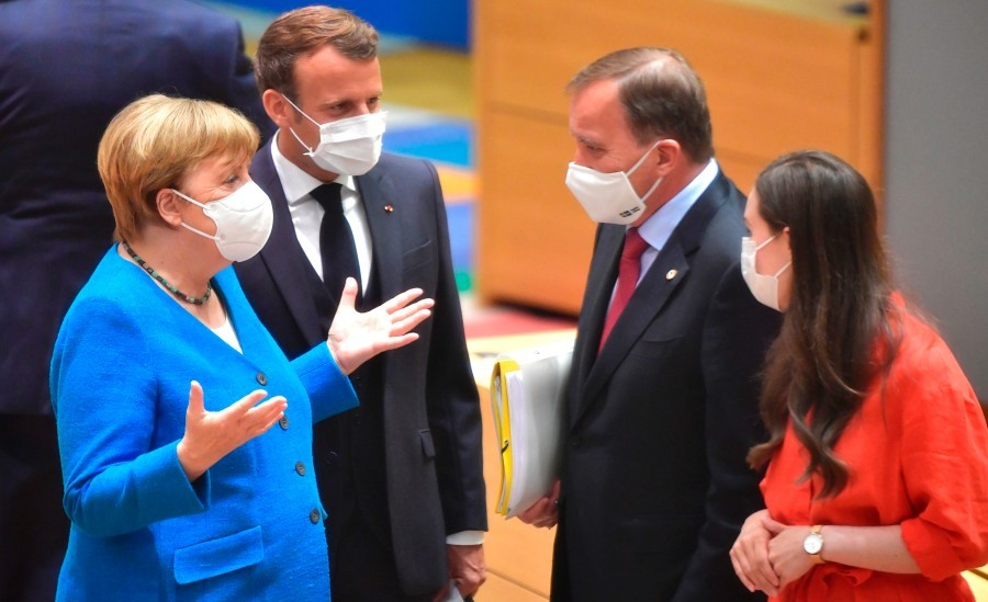 Лидерите на ЕУ сè уште бараат буџетски компромис