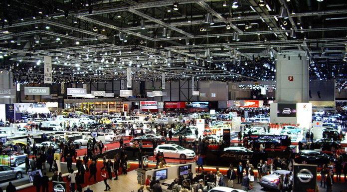 Откажан саемот за автомобили во Женева за 2021 година