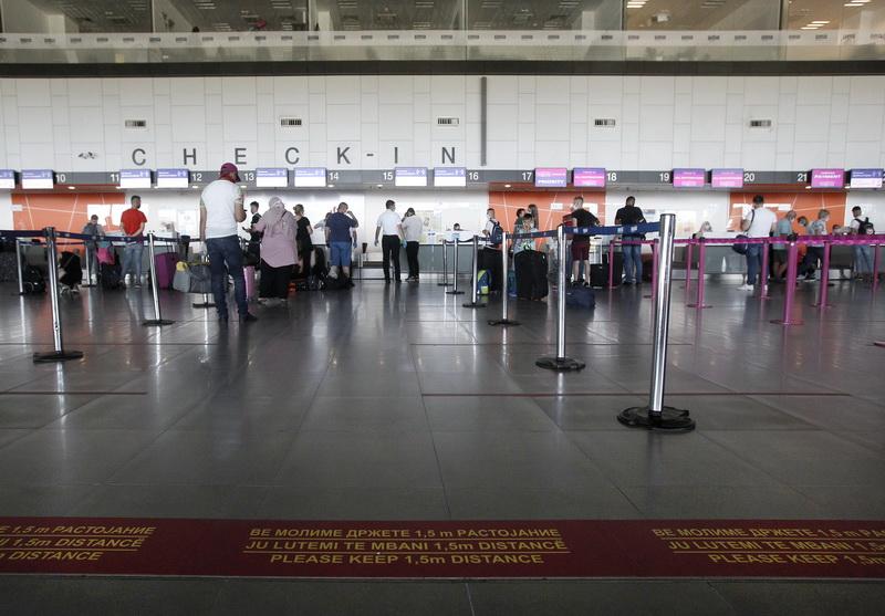 Македонци сè уште не можат да патуваат туристички во Германија