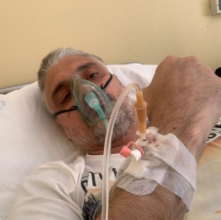 Чеда се јави од болница: Кислородот ми го спаси животот