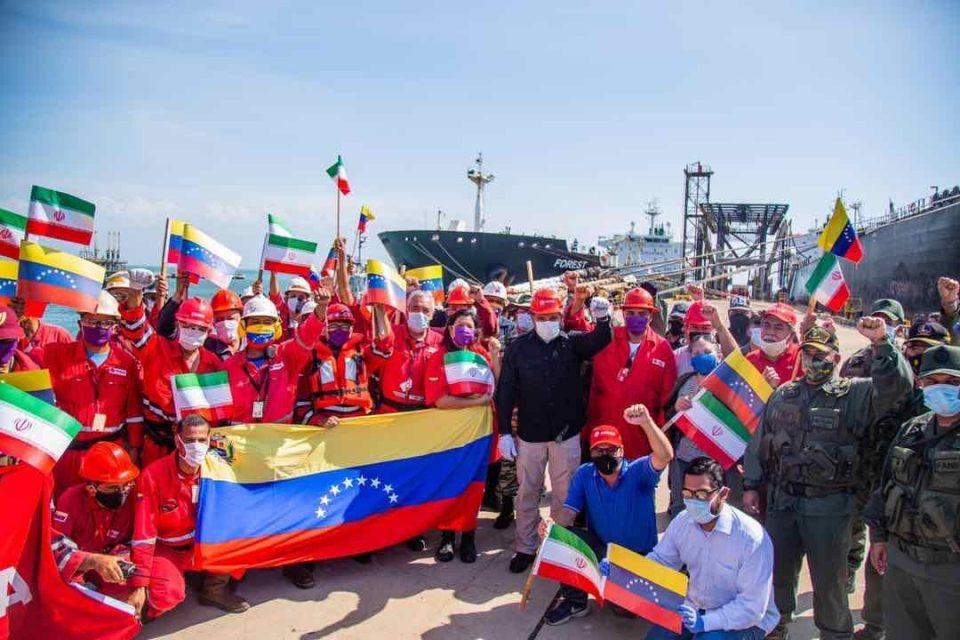 САД се закани дека ќе ја заплени иранската нафта наменета за Венецуела