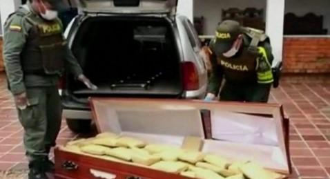 Колумбија не сака Американци да се борат против трговијата со дрога