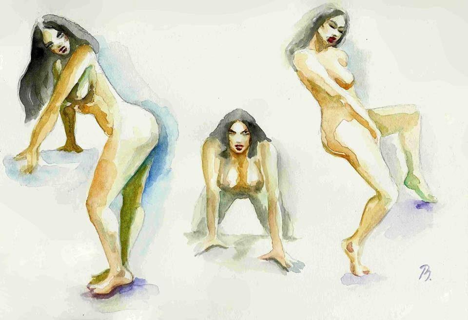 Самостојна изложба на академската сликарка Весна Ничевска во Галеријата на МКЦ