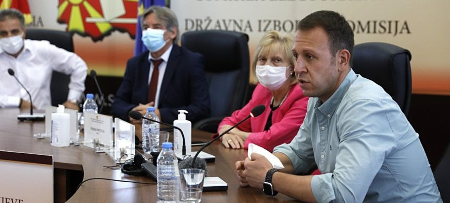 Јанушев за можниот поткуп на пратеници од страна на СДСМ: Тоа е само одработување исклучително за Заев и за никој друг