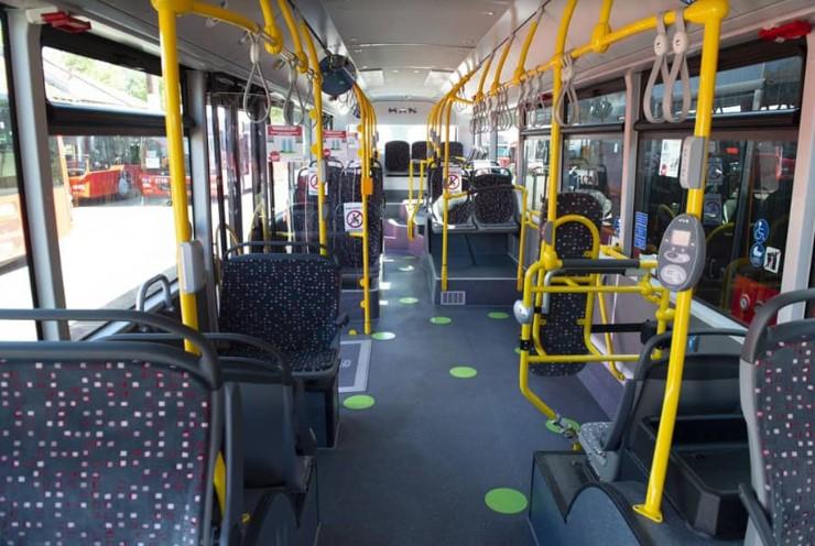 Пуштени новите автобуси на ЈСП