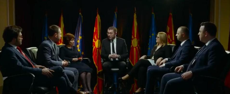 """Мицкоски и носителите на ВМРО-ДПМНЕ: Мораме да се избориме """"Обновата"""" да победи"""