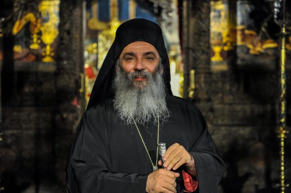 Во Бигорски наречение за новиот епископ антаниски, Партениј