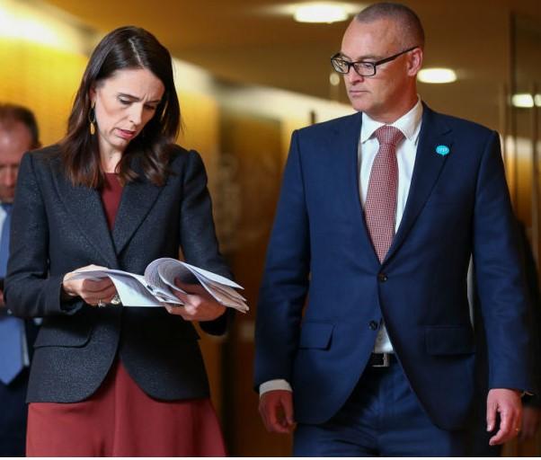 Министерот за здравство на Нов Зеланд поднесе оставка