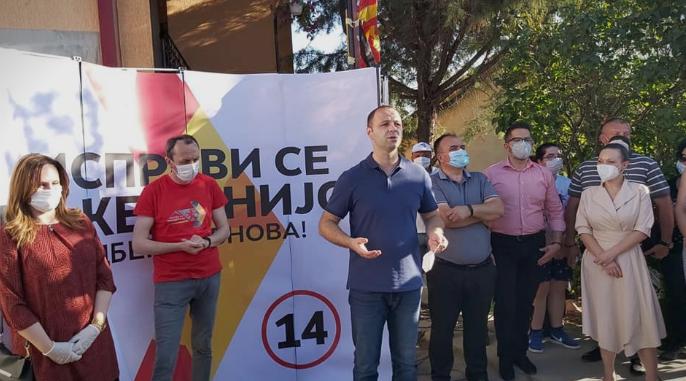 Мисајловски од Куманово: Проекти за обнова од сите области