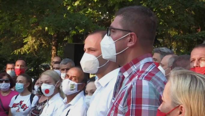 Мисајловски: Изборниот ден да помине во демократска атмосфера