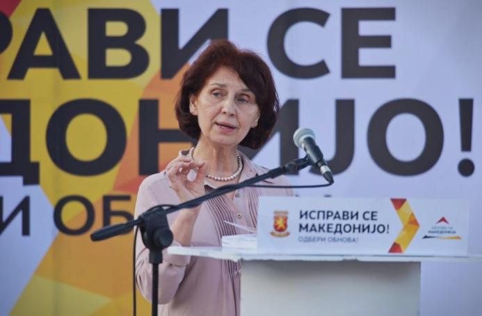 Силјановска до Шилегов: Среќа, Петре пешки одам, не ми требаат ваучери за такси