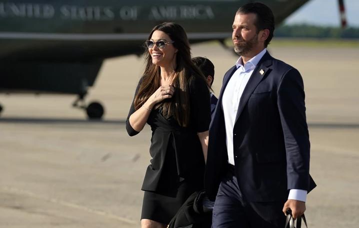 Девојката на синот на Трамп позитивна на коронавирус