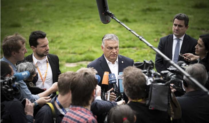 Орбан: Холандија не може да им кажува на Унгарците како да ги трошиме нашите пари