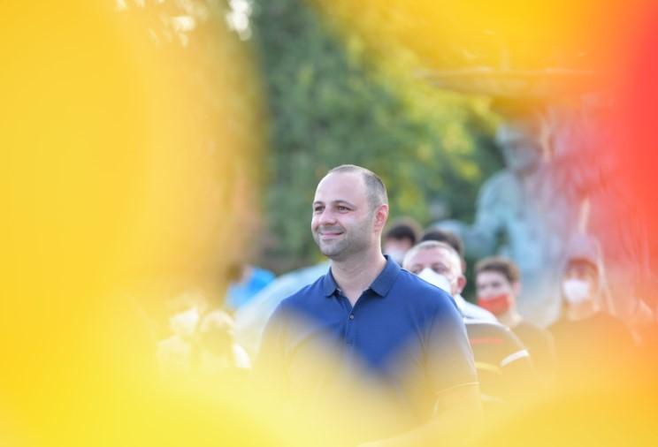 Мисајловски: Со овие протести ВМРО-ДПМНЕ испраќа порака до властите да не ги распродаваат државните интереси