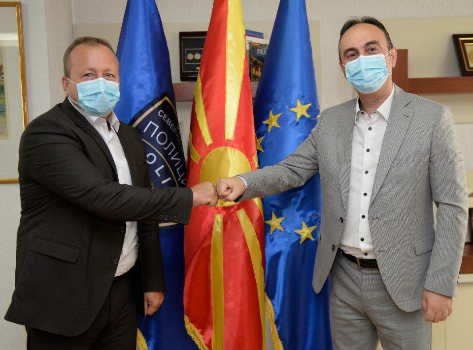 Чулев му ја предаде на Нухиу должноста министер за внатрешни работи
