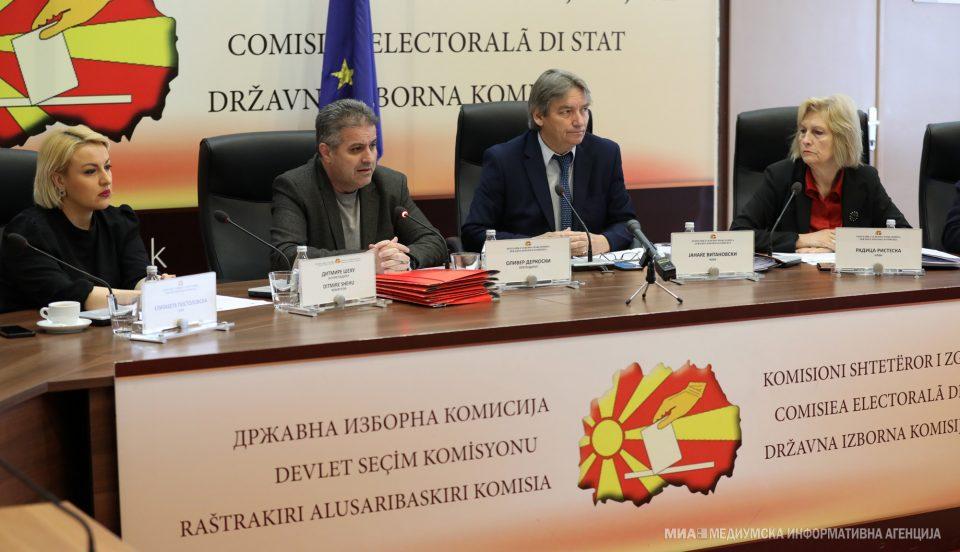 Teче рокот за приговори на партиите до ДИК, ако бидат одбиени следен чекор е Управниот суд