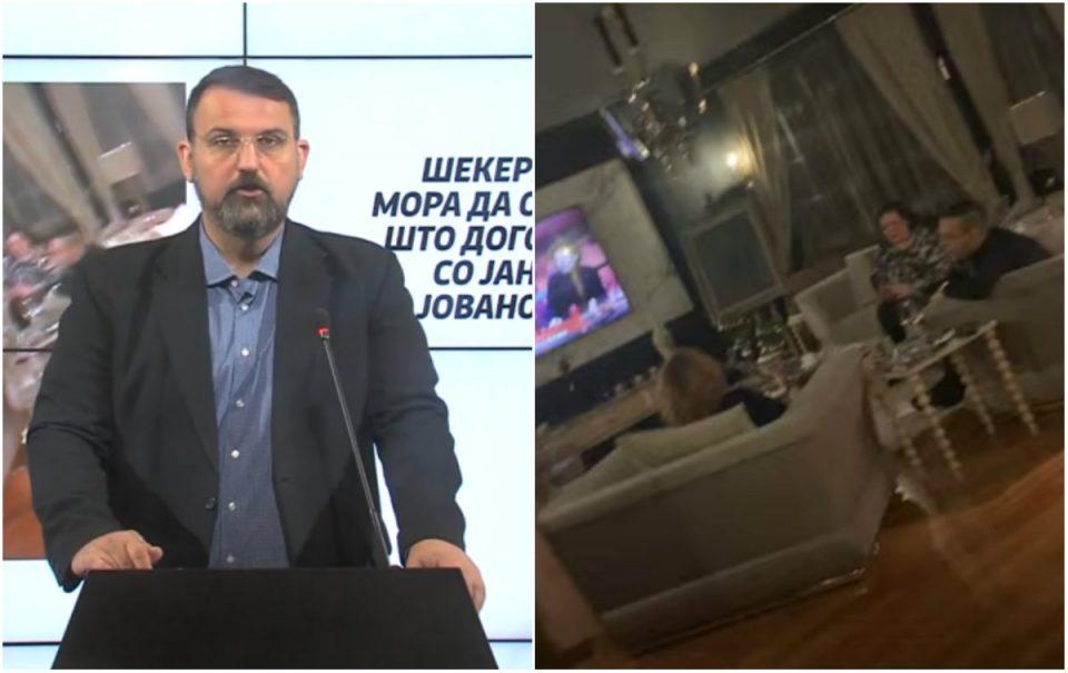 Стоилковски: Молкот кај Шекеринска е директен доказ за трас-трас Луј Витон правосудство